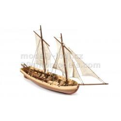 Bounty launch stavebnice modelu lodi Occre