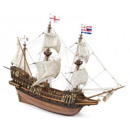 Golden Hind stavebnice modelu lodi Occre