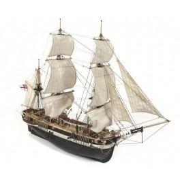 HMS Terror stavebnice modelu lodi Occre