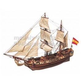 La Candelaria stavebnice modelu lodi Occre
