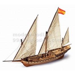 Cazador stavebnice modelu lodi Occre