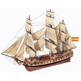 Diana stavebnice modelu lodi Occre