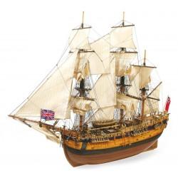Endeavour stavebnice modelu lodi Occre