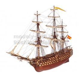 Santisima Trinidad stavebnice modelu lodi Occre