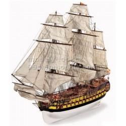 San Ildefonso  stavebnice modelu lodi Occre