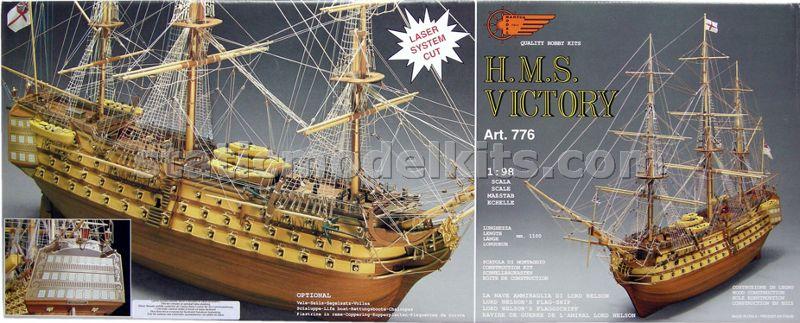 Model lodi Victory stavebnice Mantua776