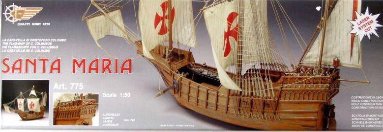 Model lodi Santa Maria od Mantua